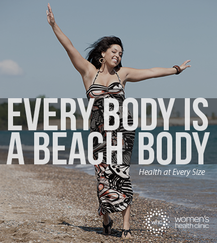 Every body is a beach body