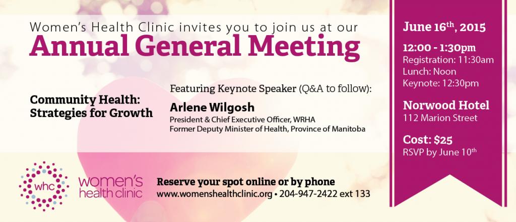2015 AGM invite